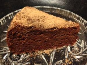 sjokoladekake med rødbeter