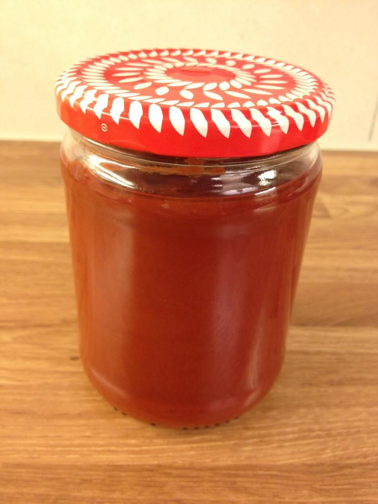 Fermentert ketchup