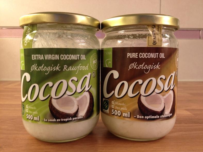 Kokosolje
